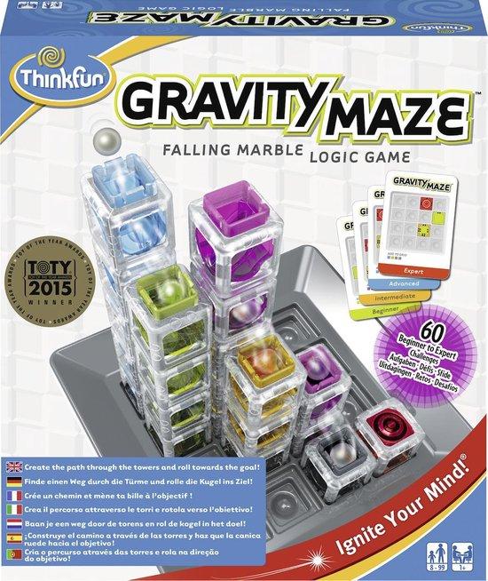 Afbeelding van het spel Thinkfun Gravity Maze