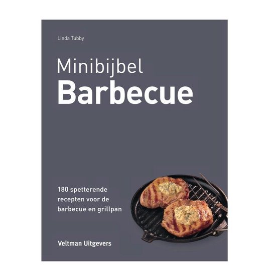 Minibijbel - Barbecue - Linda Tubby |