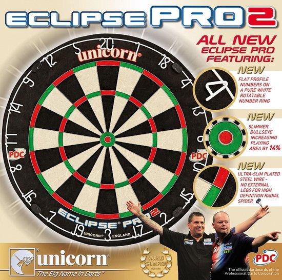 Unicorn Eclipse Pro 2 - Dartbord