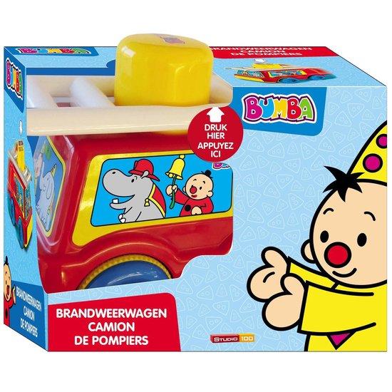 Speelgoed | Baby & Childrens Toys - Brandweerwagen Bumba (Mebu00002100)