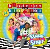 CD cover van Deel 34 (Klaar Voor De Start) van Kinderen voor Kinderen