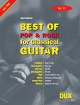 Best of Pop und Rock for Classical Guitar 10