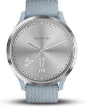 Garmin Vivomove HR - Hybride smartwatch - 43 mm - Zilver