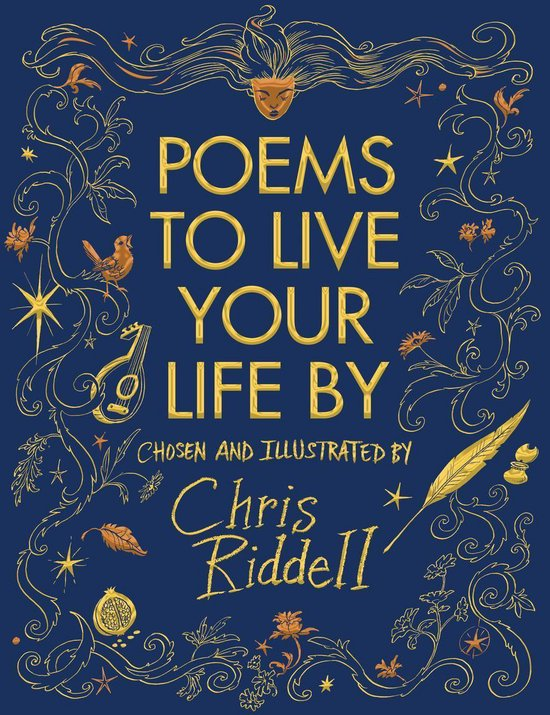 Omslag van Poems to Live Your Life By