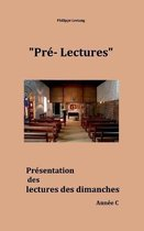 Pre-lectures C