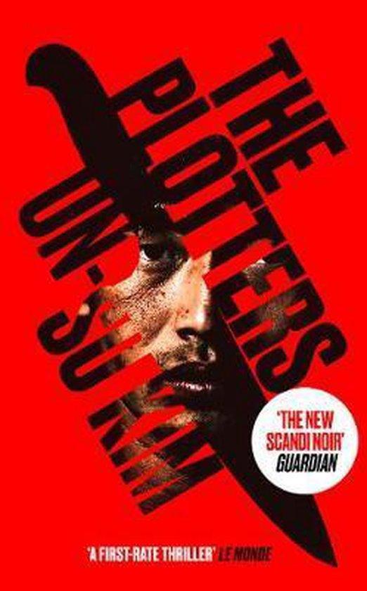 Boek cover The Plotters van Un-Su Kim (Hardcover)