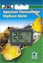 JBL Aquariumthermometer DigiScan Alarm Digitale aquariumthermometer met sticker en alarmfunctie