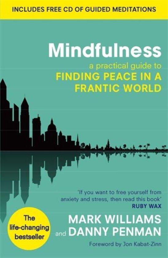 Boek cover Mindfulness van Dr Danny Penman (Paperback)