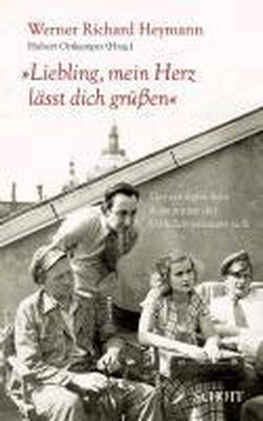 Boek cover Liebling, mein Herz lässt dich grüßen van Werner Richard Heymann (Hardcover)