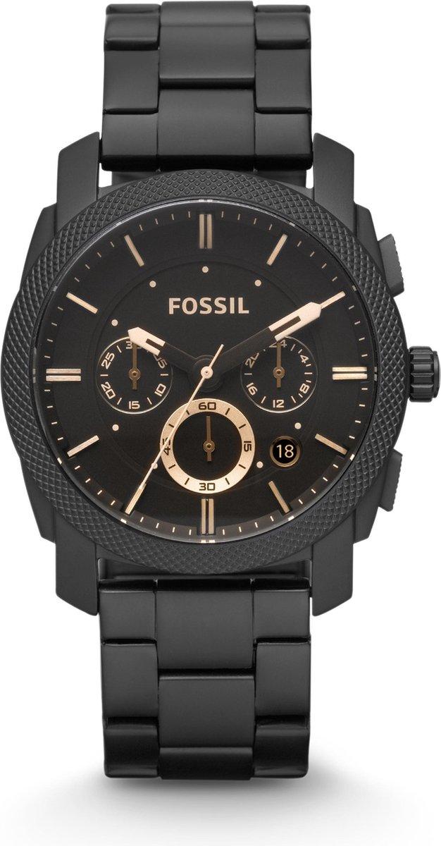Fossil Machine FS4682IE Heren Horloge - FOSSIL