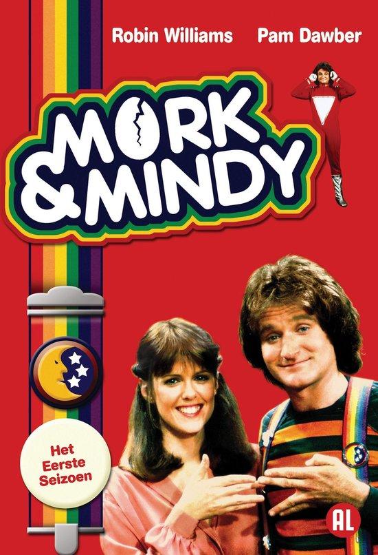 Cover van de film 'Mork & Mindy'