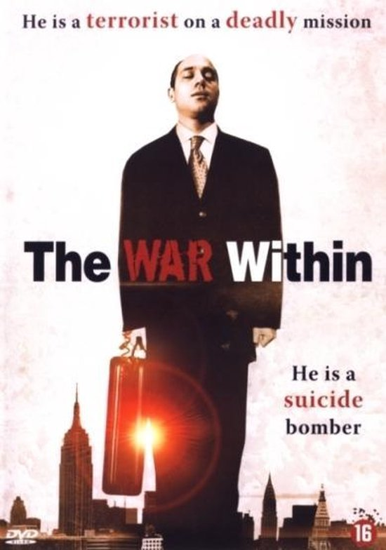 Cover van de film 'War Within'