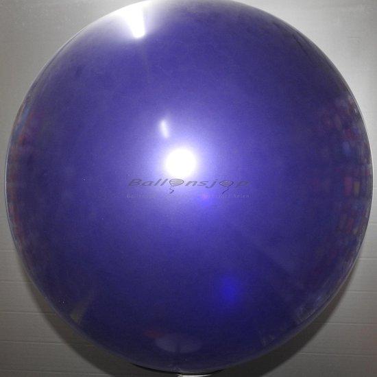 reuze ballon 60 cm  24 inch paars