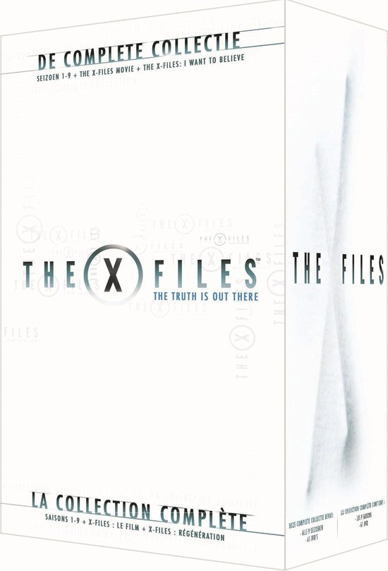 The X-Files - The Complete Collection