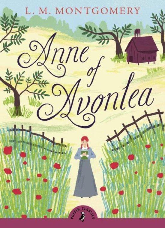 Boek cover Anne of Avonlea van Lucy Maud Montgomery (Paperback)
