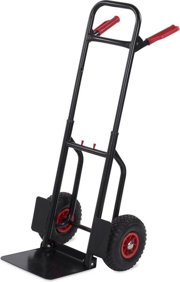 Kreator KRT670303 Steekwagen - opvouwbaar - draagvermogen 200 kg - staal