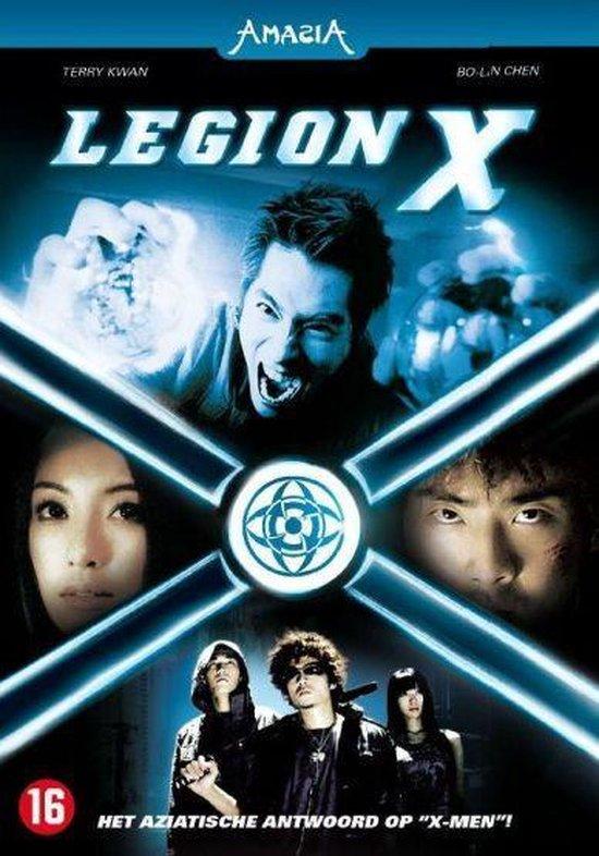 Cover van de film 'Legion X'