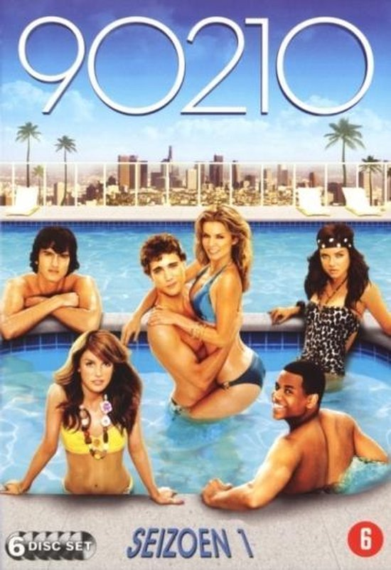 Cover van de film '90210'