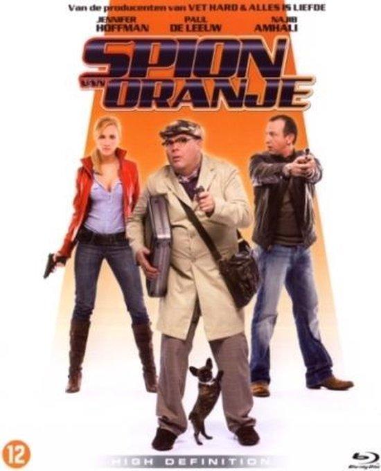 Cover van de film 'Spion Van Oranje'