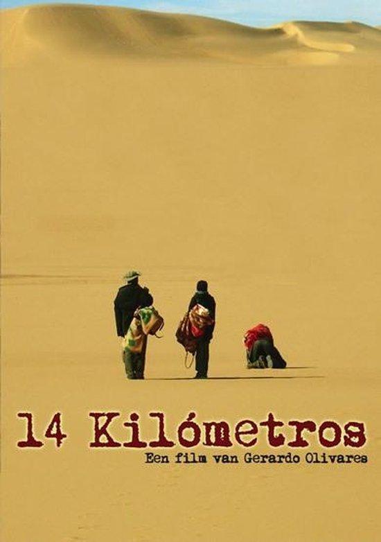 Cover van de film '14 Kilometros'