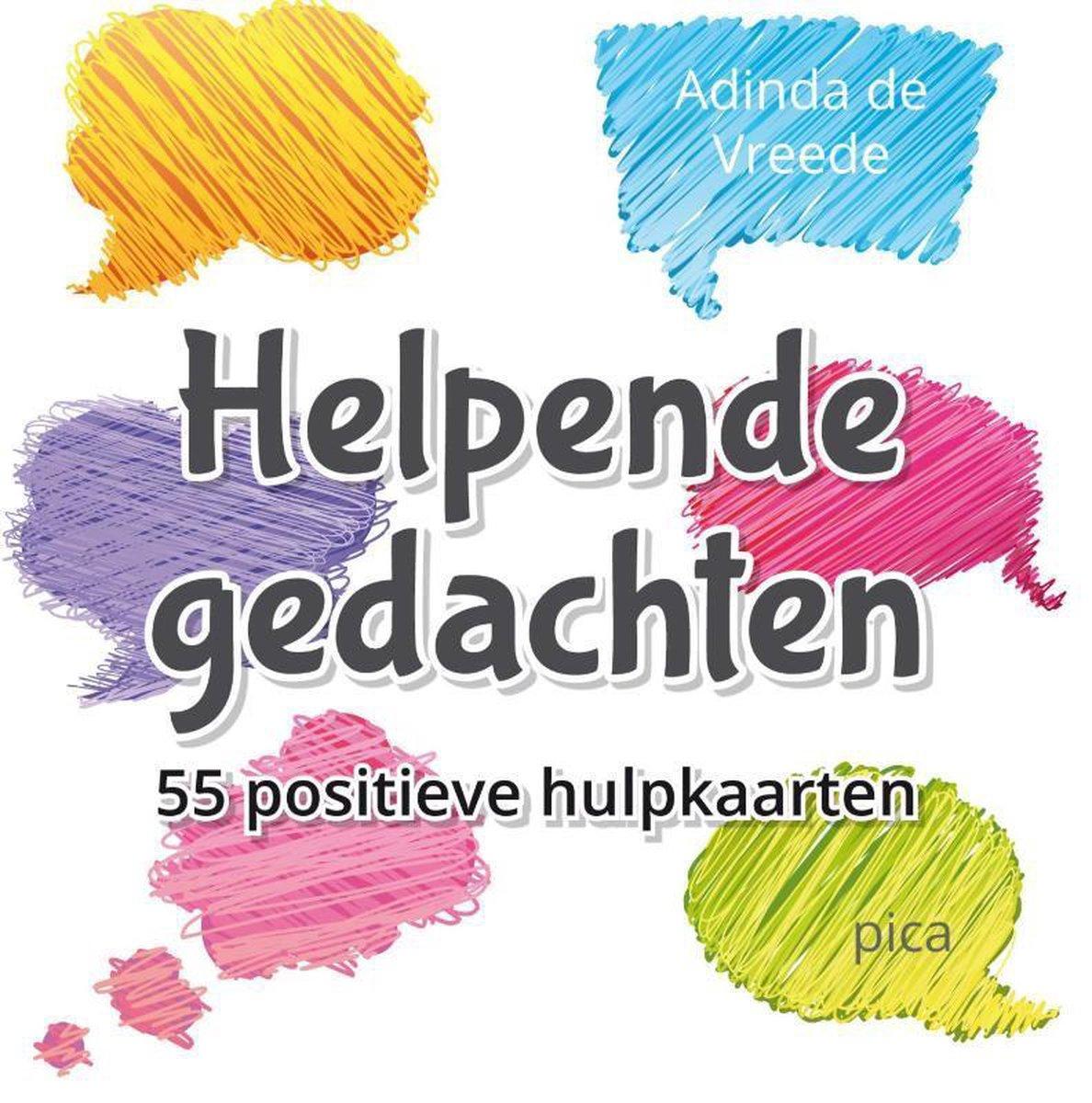 Spiksplinternieuw bol.com   Helpende gedachten, Adinda de Vreede   9789491806117 XI-07