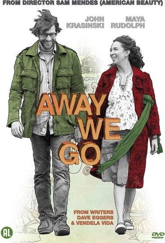 Cover van de film 'Away We Go'