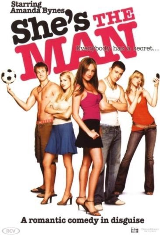 Cover van de film 'She's The Man'