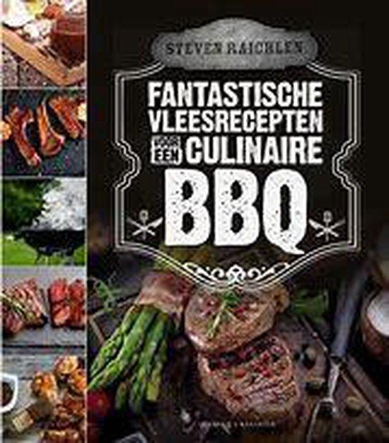 Afbeelding van Fantastische vleesrecepten voor een culinaire BBQ