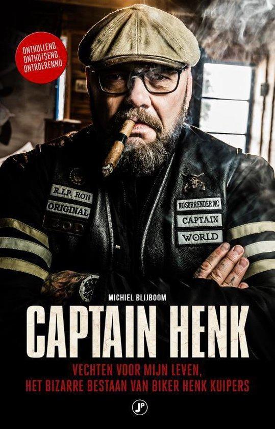Captain Henk - Michiel Blijboom |
