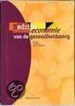 Boek cover BEDRIJFSECONOMIE VAN DE GEZONDHEIDSZORG DR 1 van