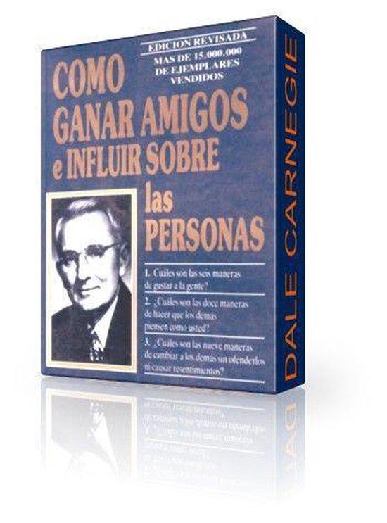 Boek cover Como Ganar Amigos e Influir en las Personas van Dale Carnegie (Onbekend)