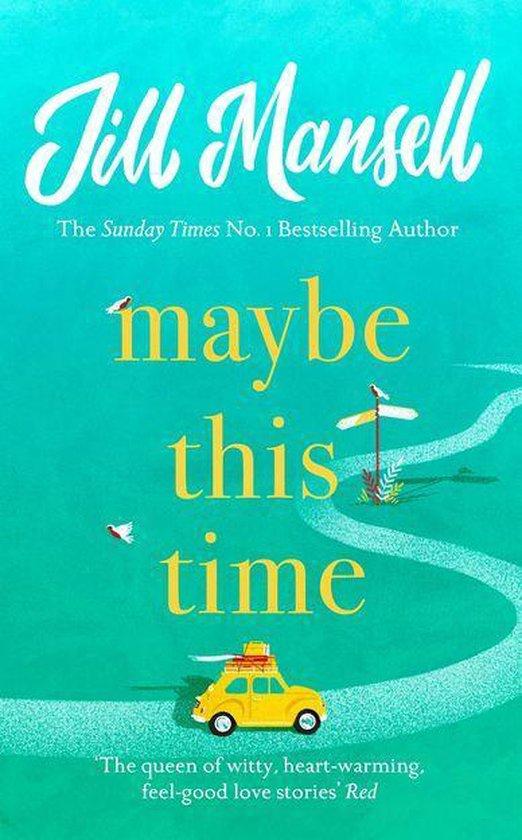 Boek cover Maybe This Time van Jill Mansell (Onbekend)
