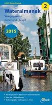 ANWB wateralmanak - Wateralmanak 2015 2