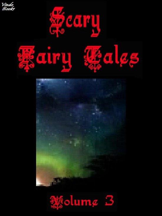 Omslag van Scary Fairy Tales Volume 3