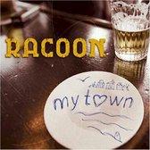 CD cover van My Town van Racoon