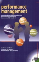 Personeelsmanagement praktisch - Performance management