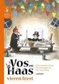 Afbeelding van het spelletje Ik leer lezen met Vos en Haas - Ik lees als Haas - Vos en Haas vieren feest