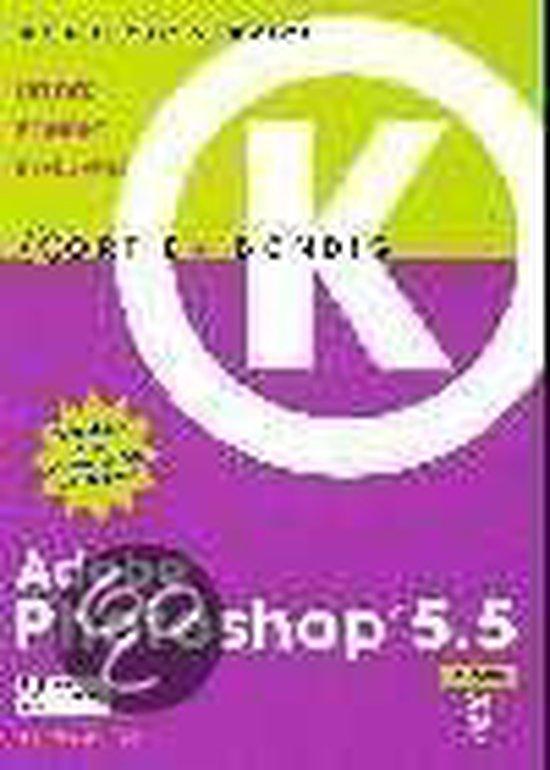 Adobe Photoshop 5.5 - Michael Lennox  