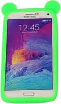 Groen Bumper Beer Medium Frame Case Hoesje voor Samsung Galaxy A5 2015