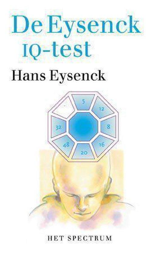 Boek cover Eysenck Iq Test van Hans J. Eysenck (Paperback)