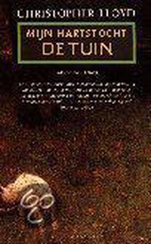 Cover van het boek 'Mijn hartstocht: de tuin'