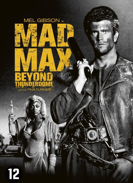Cover van de film 'Mad Max 3 - Beyond Thunderdome'