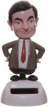 Mr. Bean Solar poppetje. Dansende Mr. Bean
