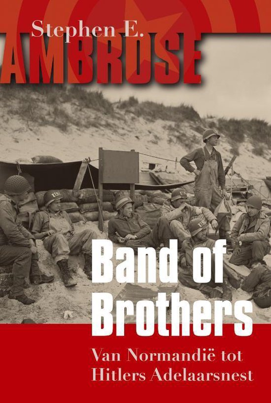 Boek cover Band of Brothers van Stephen E Ambrose (Onbekend)