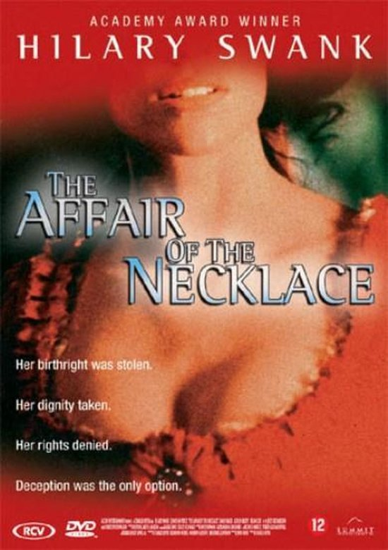 Cover van de film 'Affair Of The Necklace'
