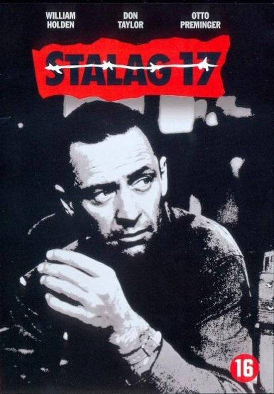 Cover van de film 'Stalag 17'