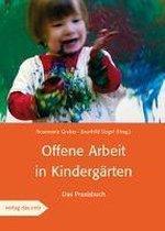 Offene Arbeit in Kindergärten