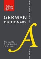German Gem Dictionary