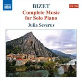Bizet: Compl.Music For Piano