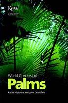 World Checklist of Palms